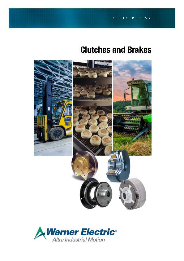Clutches And Brakes Size Selection