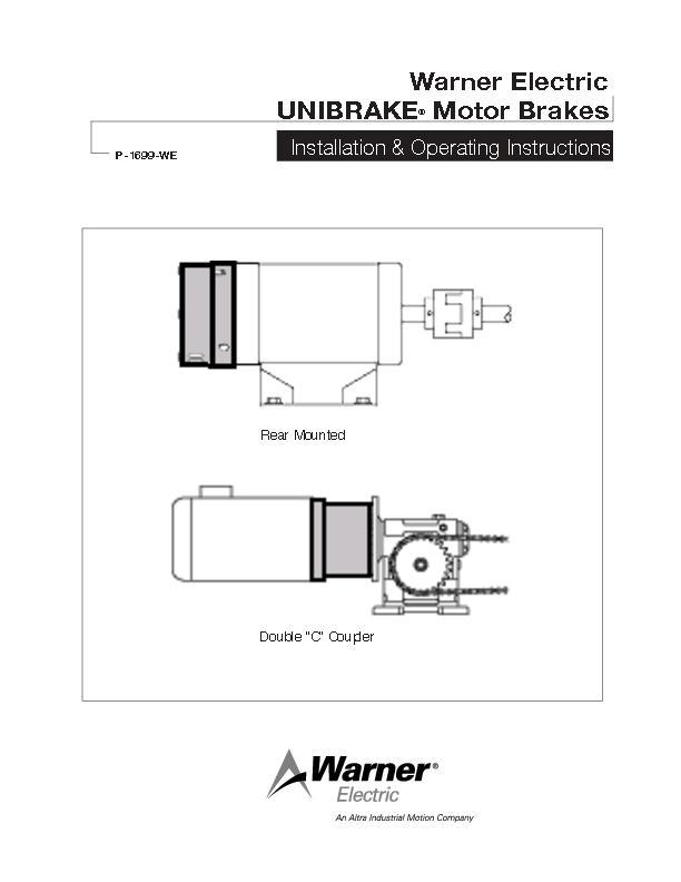 Warner electric brake wiring diagram wiring library service manuals warner electric rh altraliterature com electric brake breakaway wiring diagram electric brake breakaway wiring diagram cheapraybanclubmaster Image collections